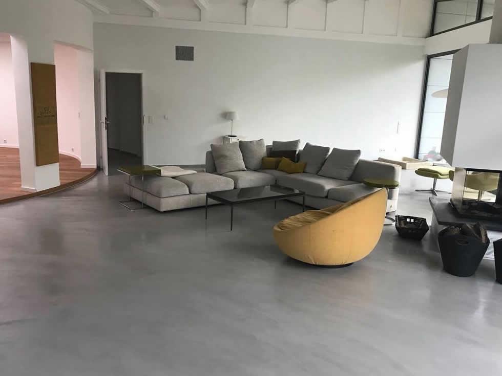microcemento pavimento continuo epoxi suelos 3d. Black Bedroom Furniture Sets. Home Design Ideas